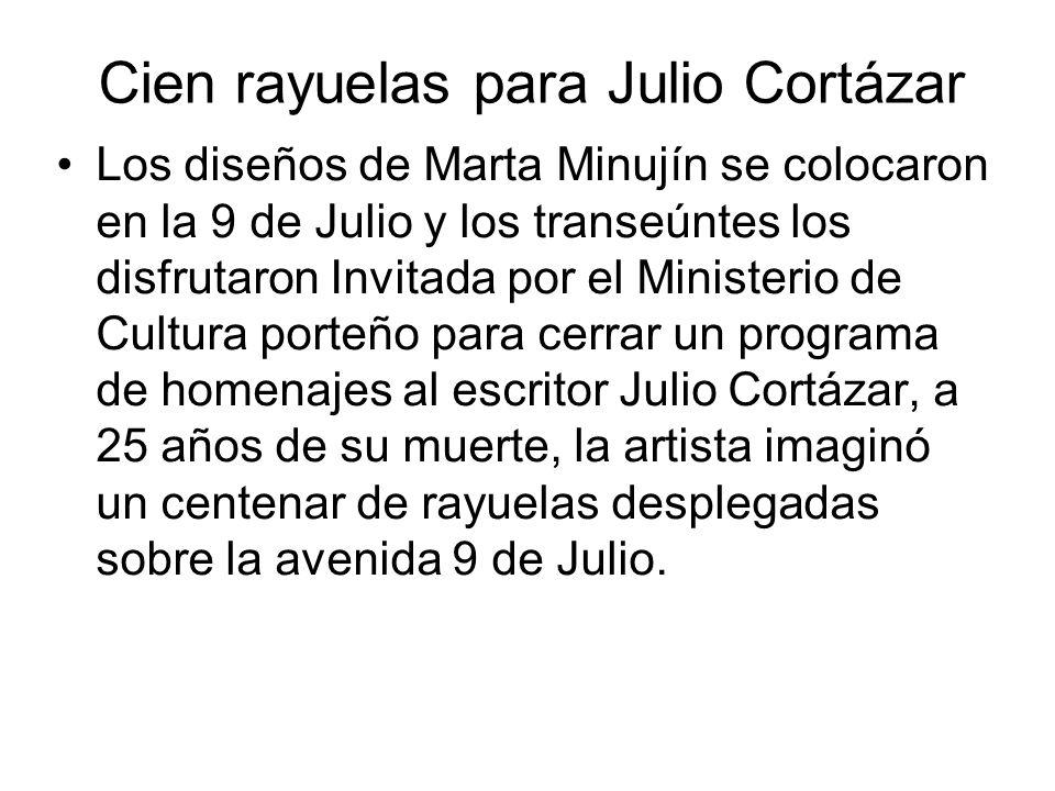 Cien rayuelas para Julio Cortázar