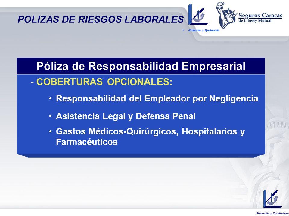 Póliza de Responsabilidad Empresarial
