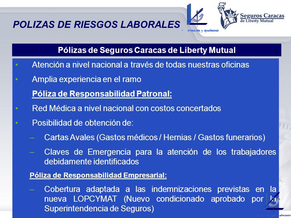 Pólizas de Seguros Caracas de Liberty Mutual