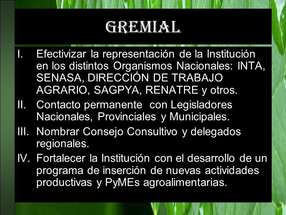 gremial