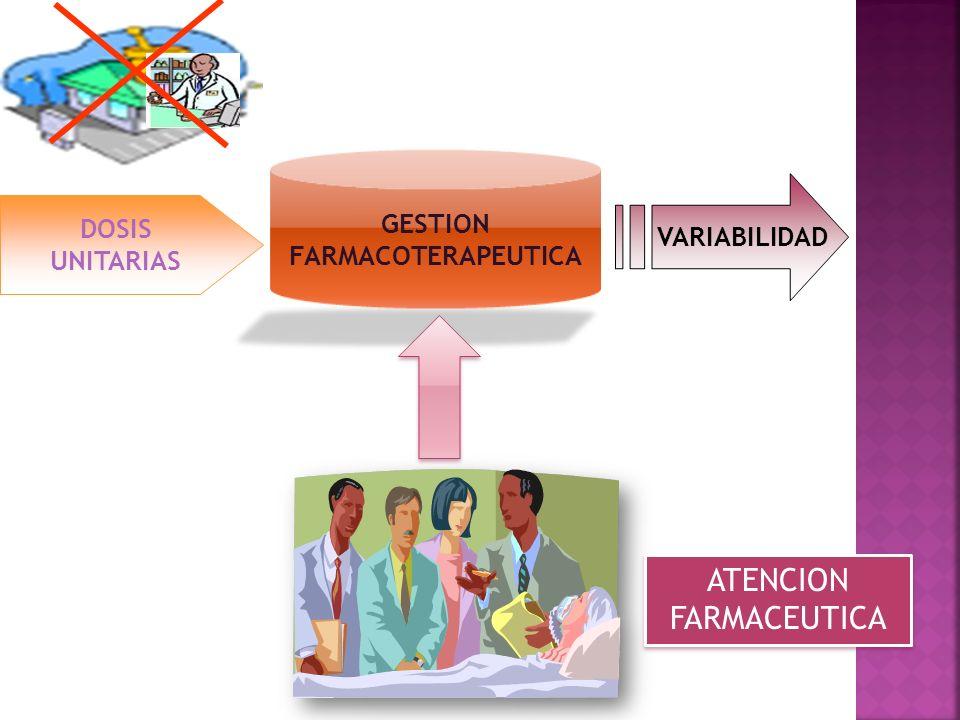 GESTION FARMACOTERAPEUTICA