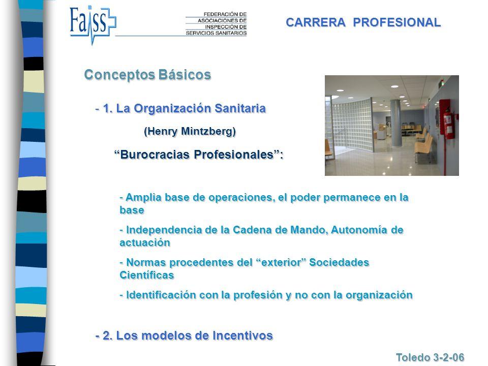Burocracias Profesionales :