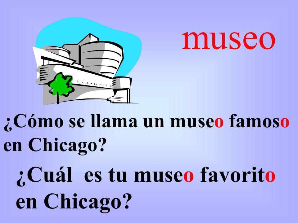 museo ¿Cuál es tu museo favorito en Chicago