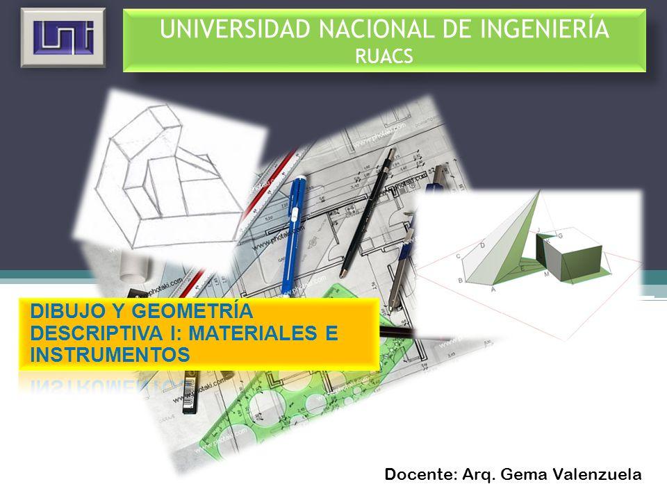 UNIVERSIDAD NACIONAL DE INGENIERÍA RUACS