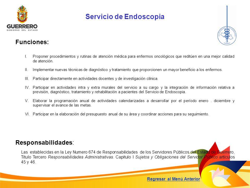 Servicio de Endoscopia