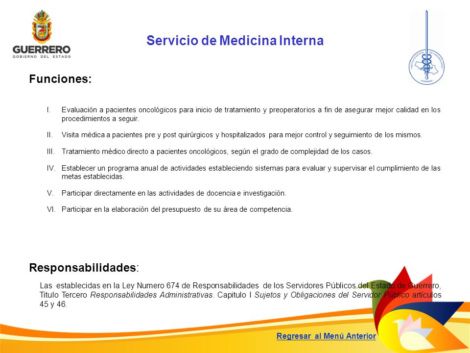 Servicio de Medicina Interna