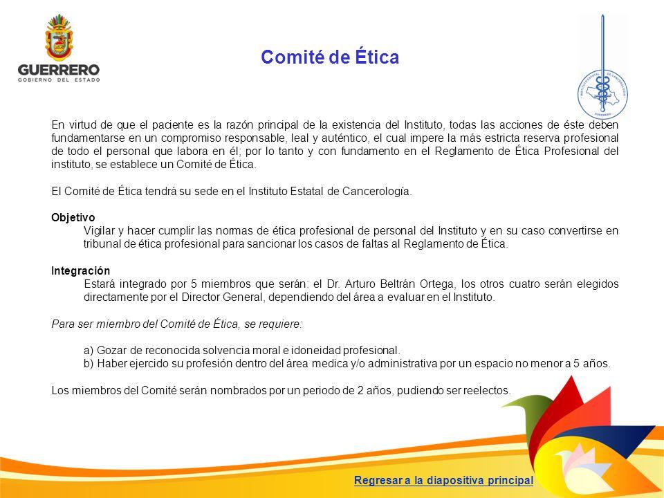 Comité de Ética