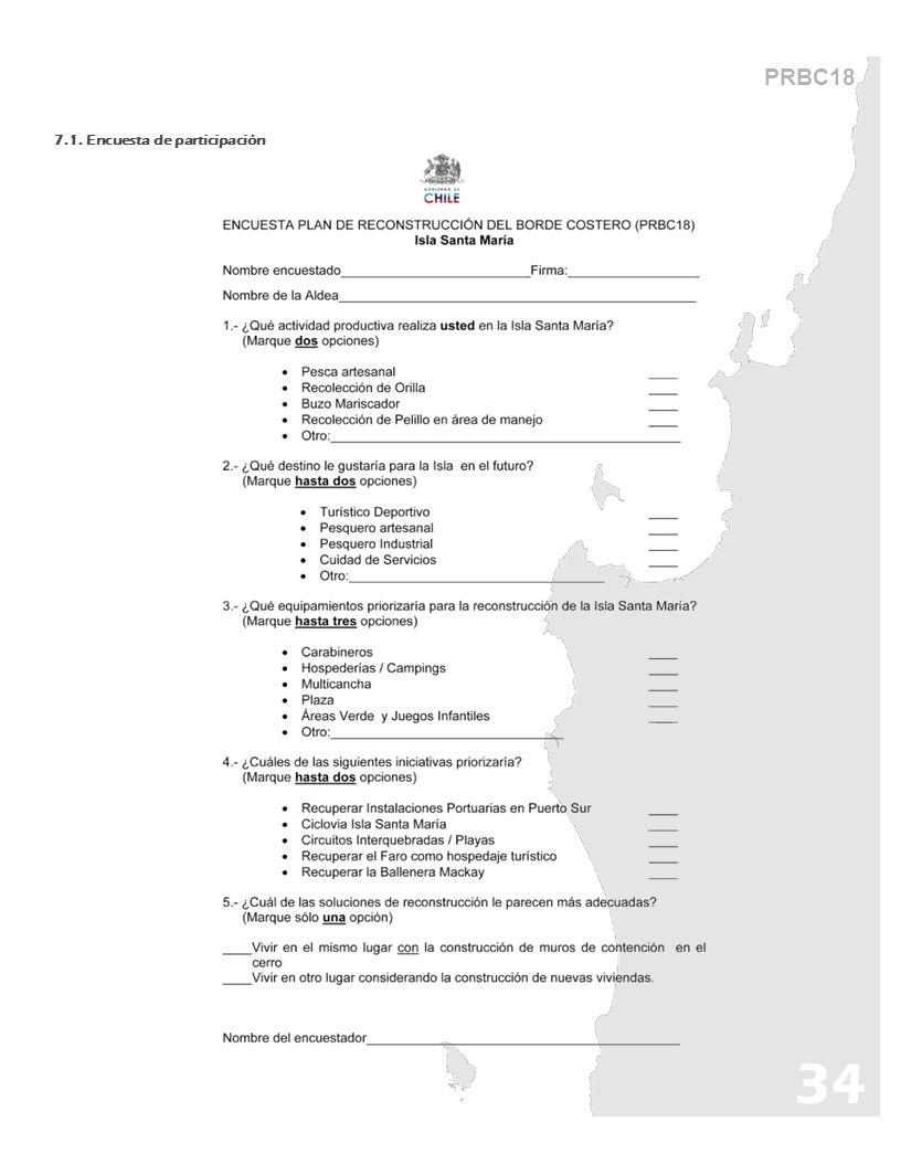PRBC18 7.1. Encuesta de participación 34