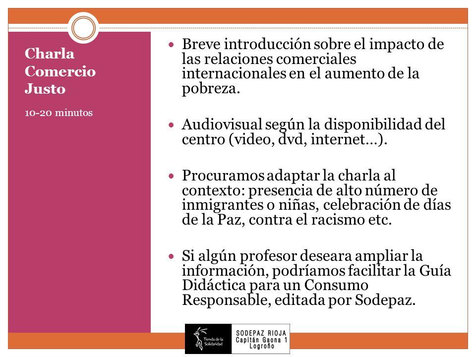 Breve introducción sobre el impacto de las relaciones comerciales internacionales en el aumento de la pobreza.