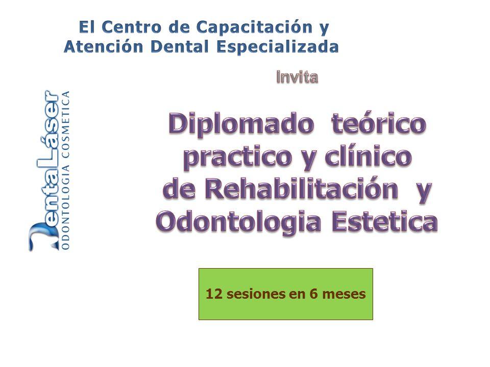 Diplomado teórico practico y clínico