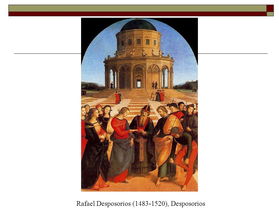 Rafael Desposorios (1483-1520), Desposorios
