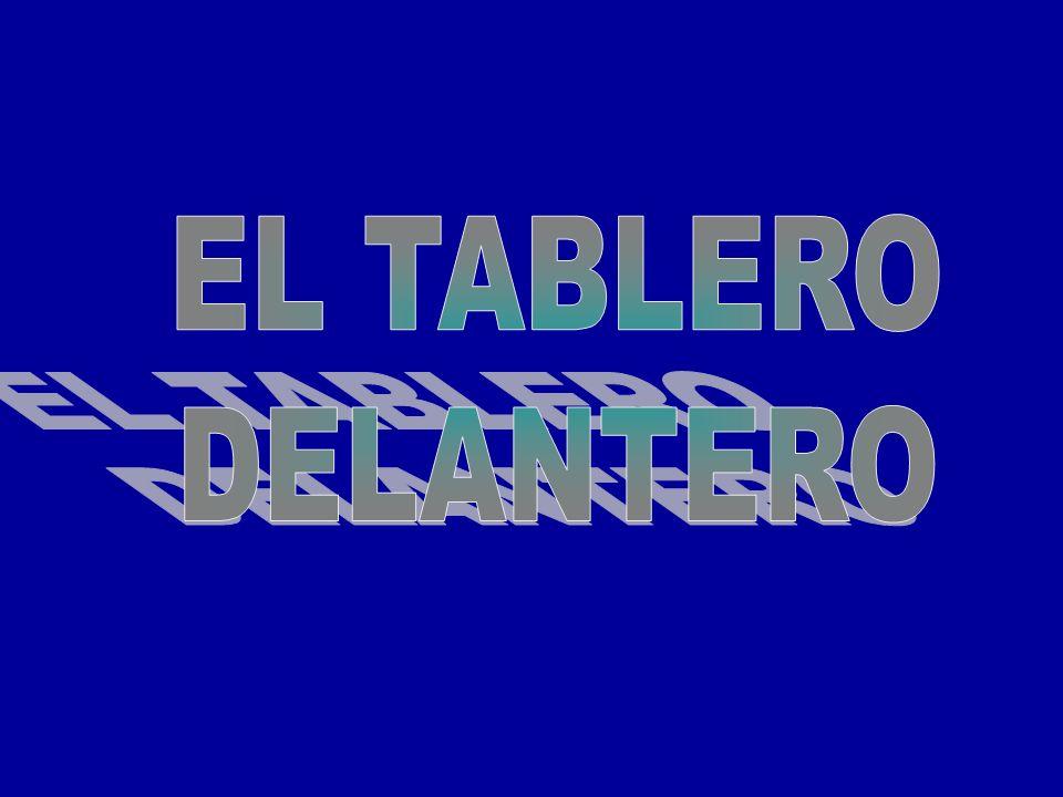 EL TABLERO DELANTERO 27