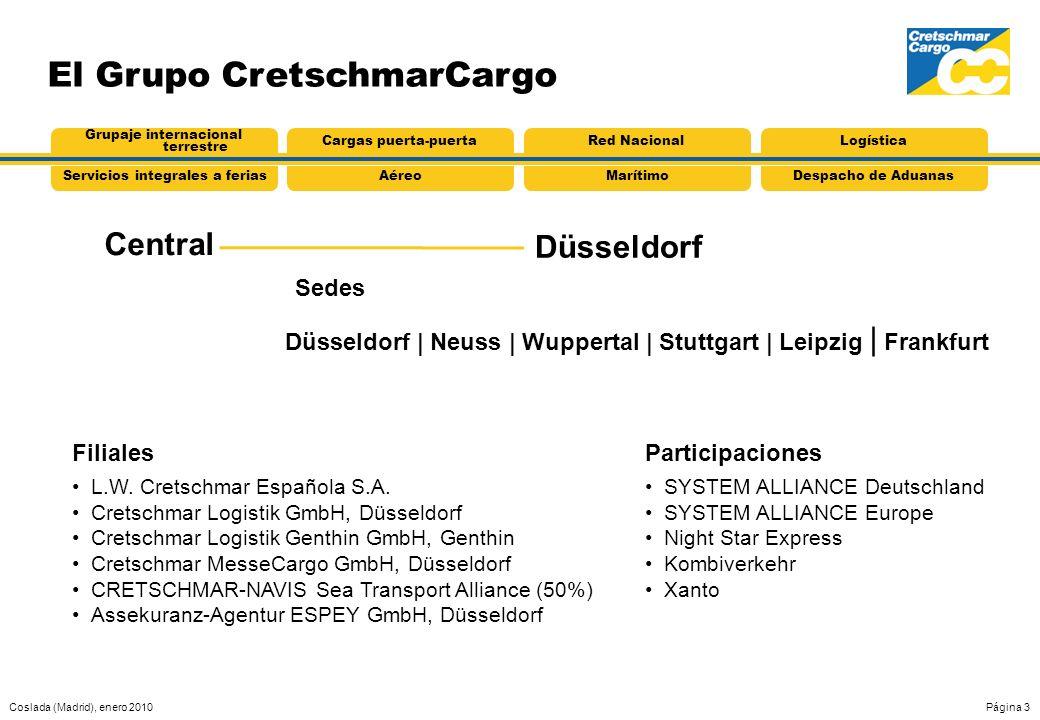 El Grupo CretschmarCargo