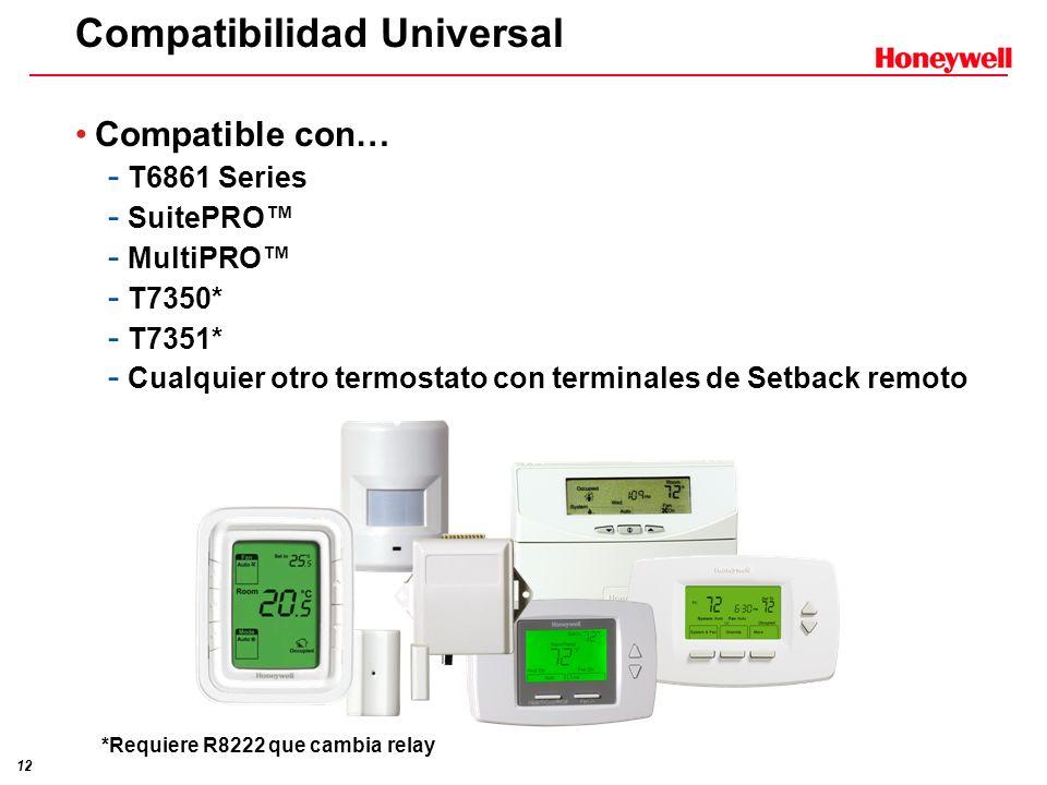 Compatibilidad Universal