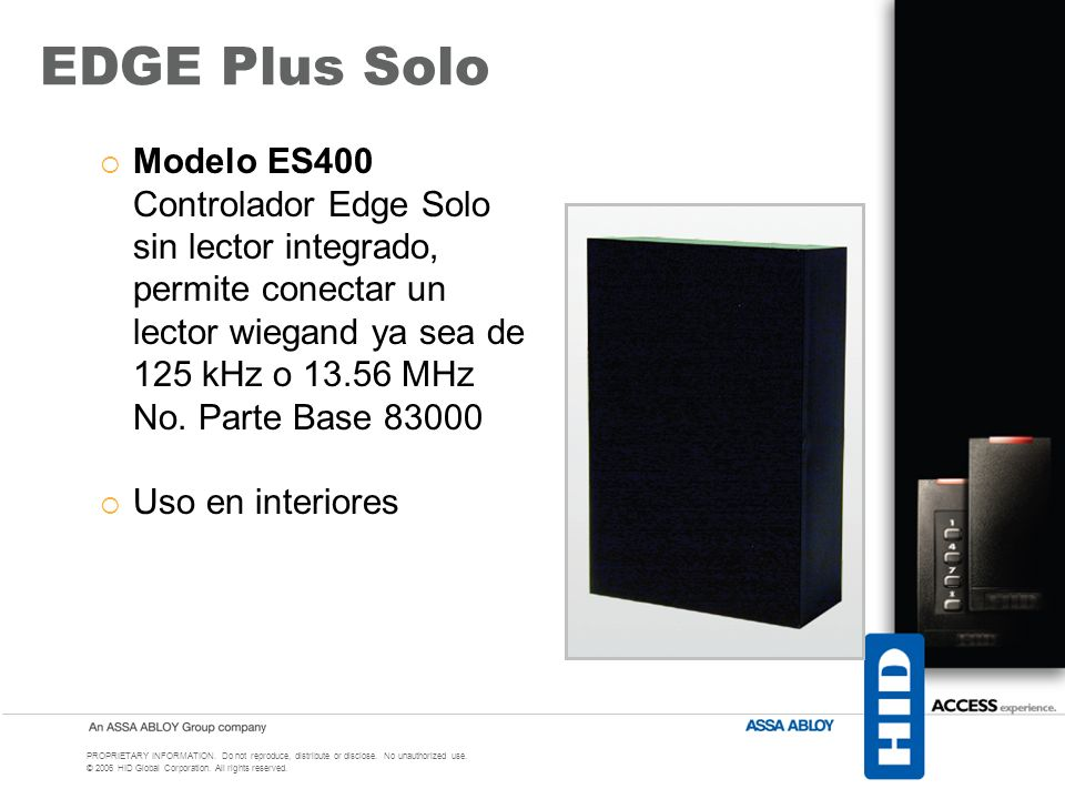 EDGE Plus Solo