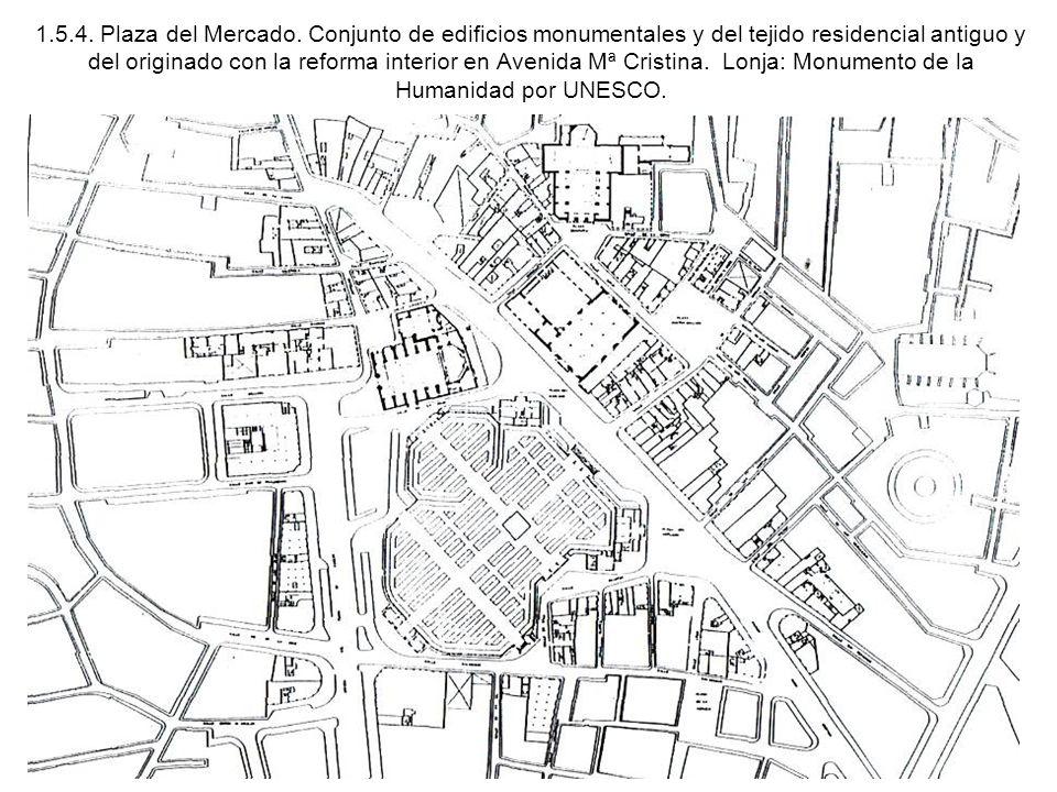 1.5.4. Plaza del Mercado.