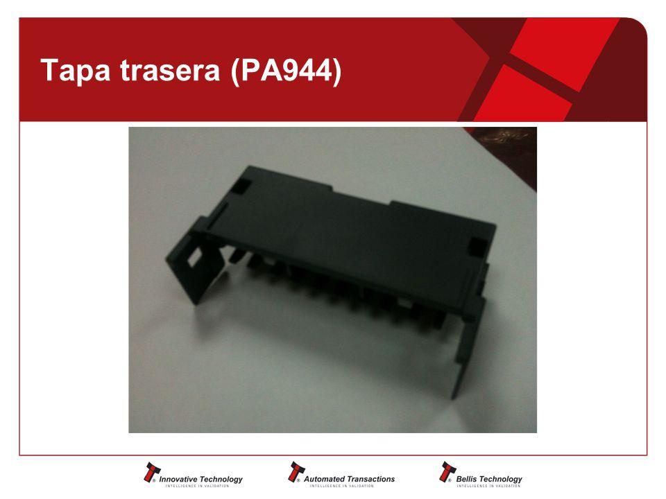 Tapa trasera (PA944)