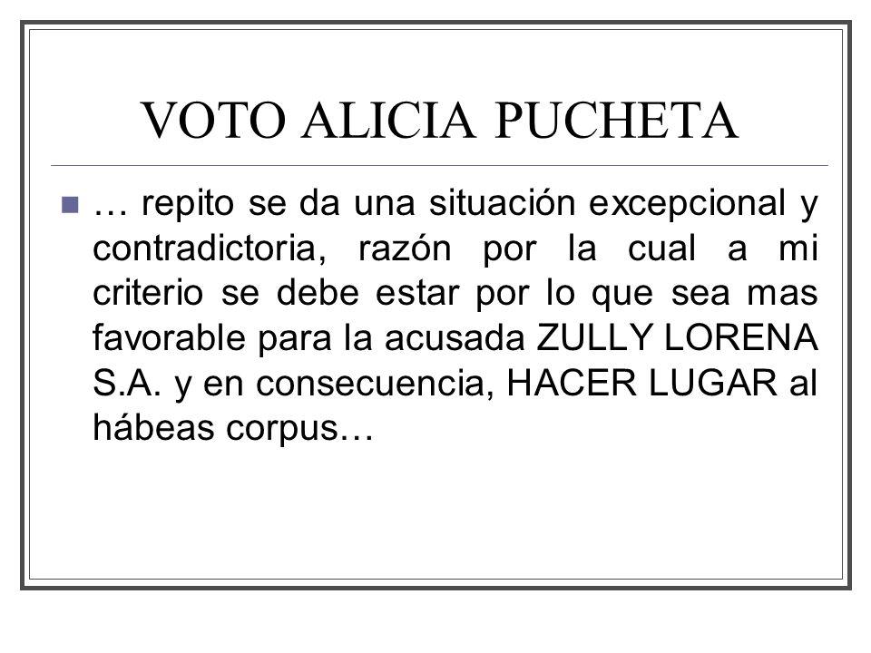 VOTO ALICIA PUCHETA