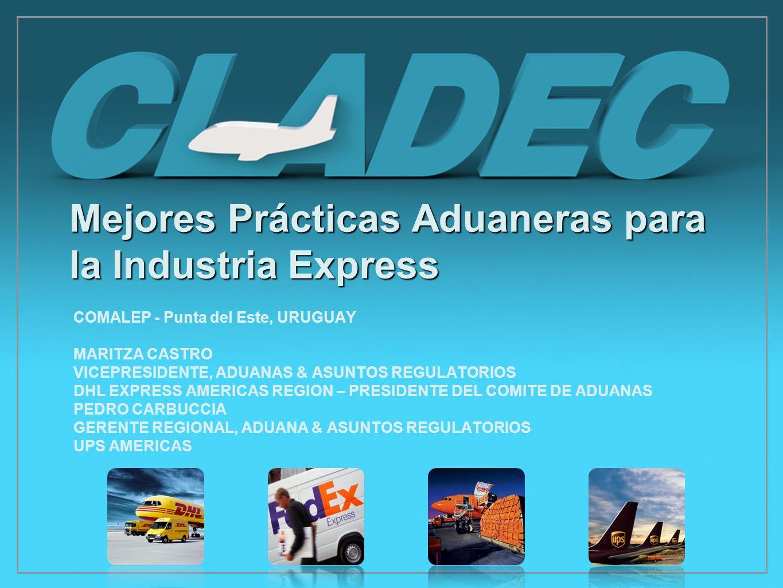 Mejores Prácticas Aduaneras para la Industria Express