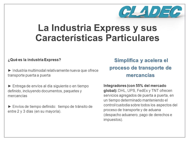 La Industria Express y sus Características Particulares