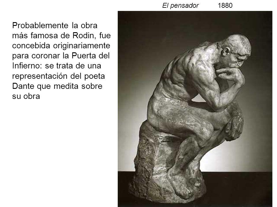 El pensador 1880