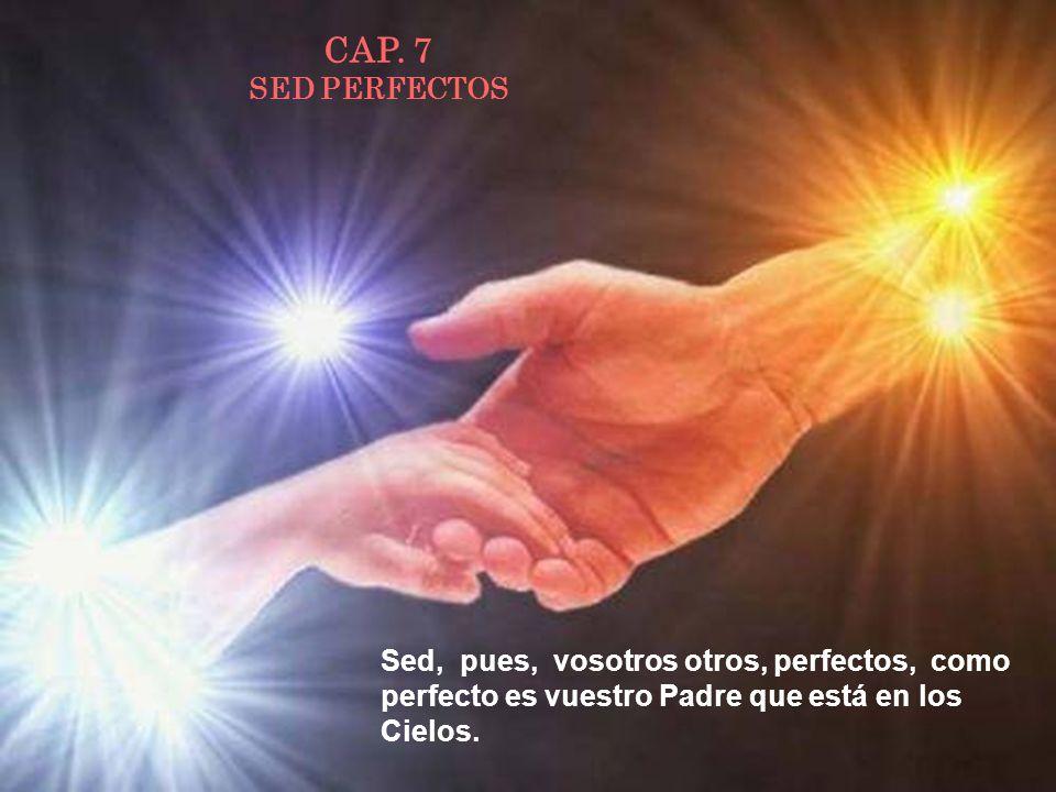 CAP. 7 SED PERFECTOS