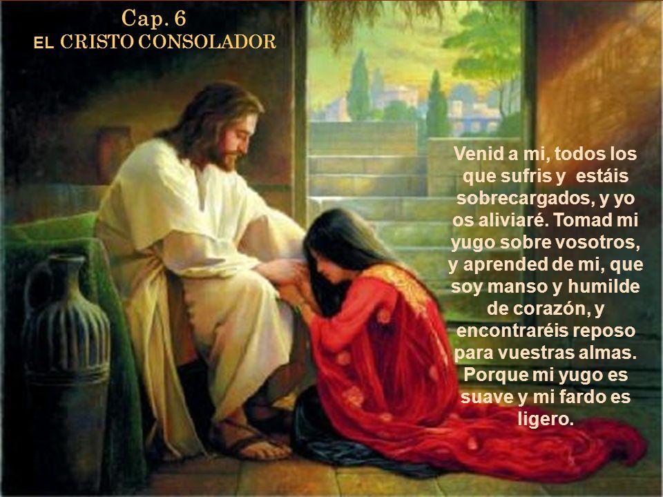 Cap. 6 EL CRISTO CONSOLADOR