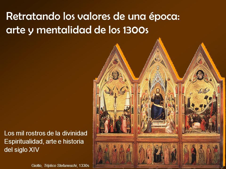 Retratando los valores de una época: arte y mentalidad de los 1300s
