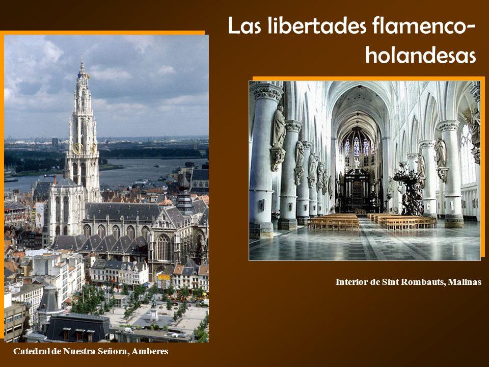 Las libertades flamenco-holandesas