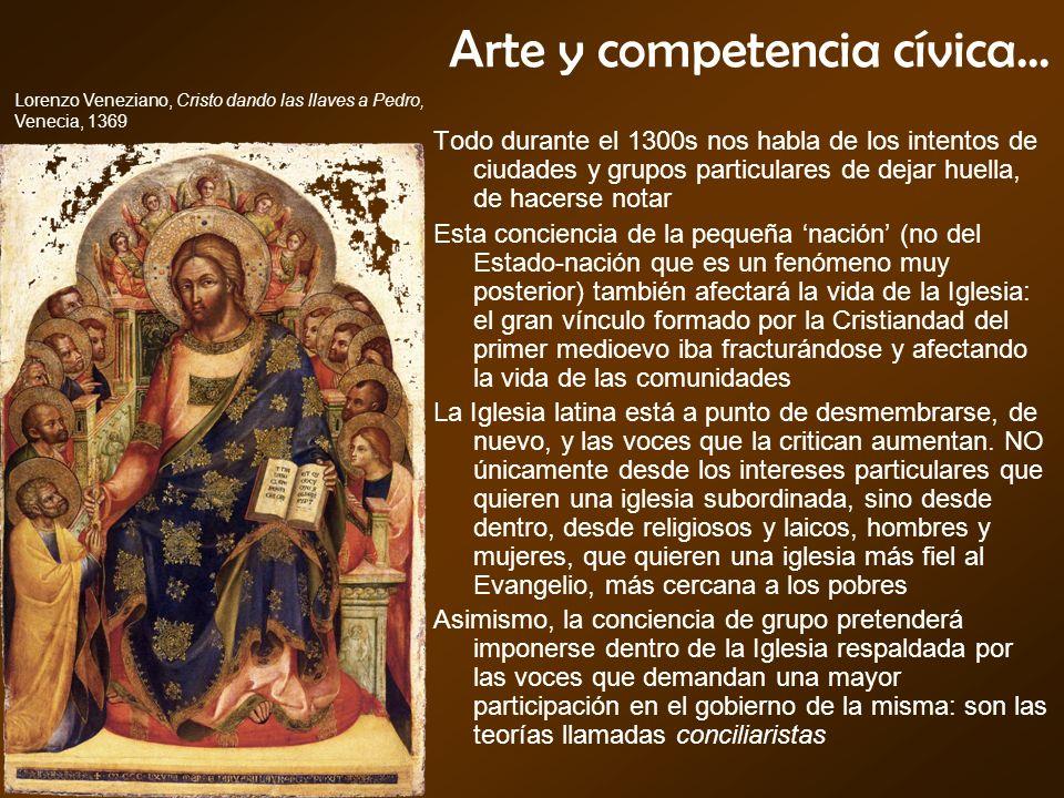 Arte y competencia cívica...