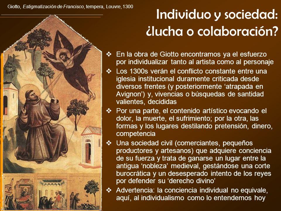 Individuo y sociedad: ¿lucha o colaboración