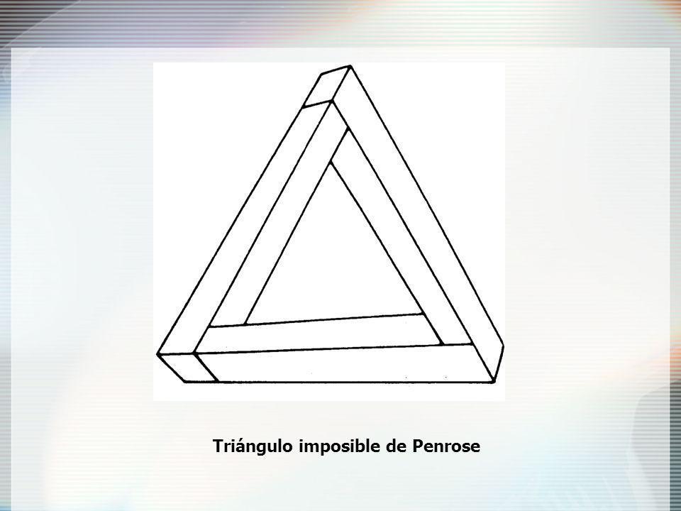 Triángulo imposible de Penrose