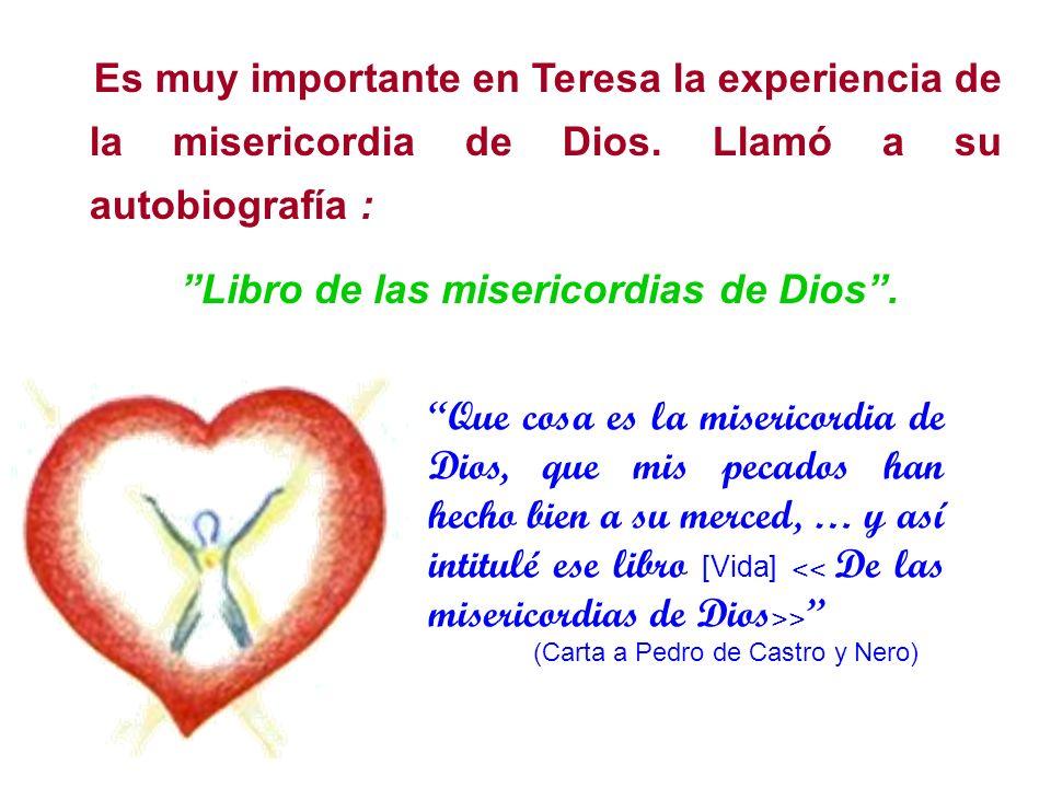 Libro de las misericordias de Dios .