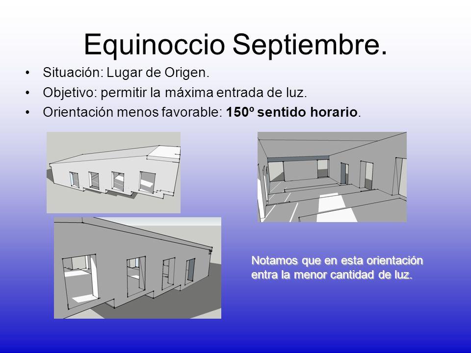 Equinoccio Septiembre.