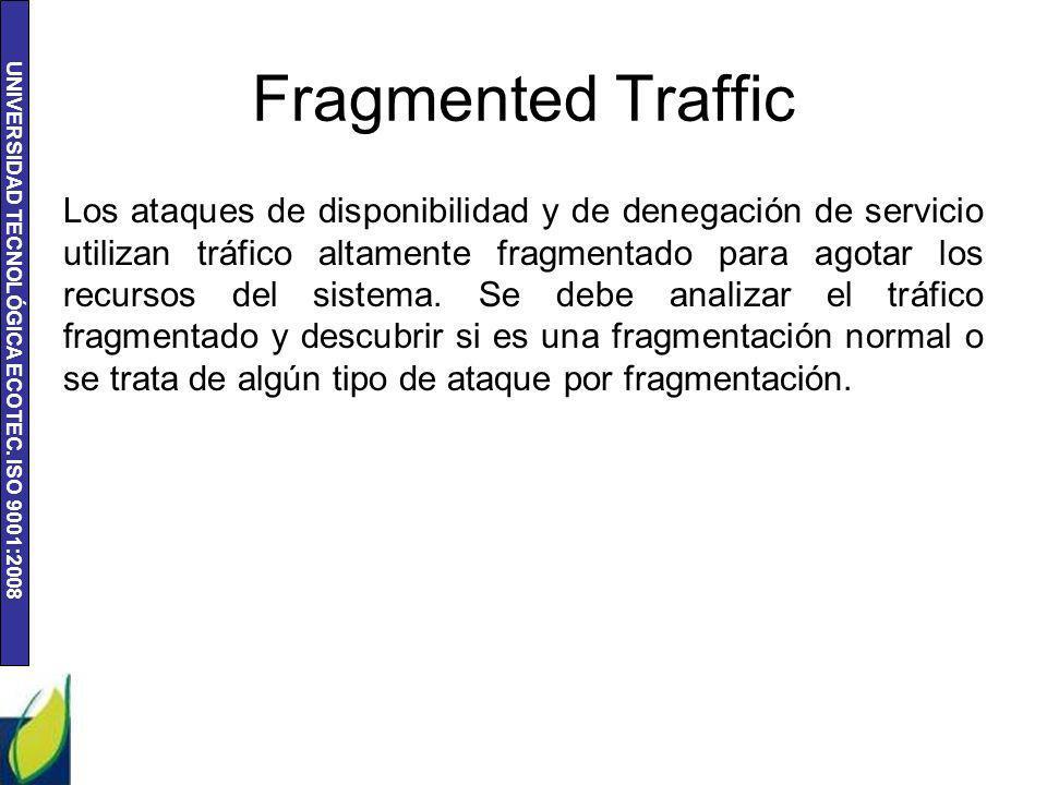 Fragmented Traffic