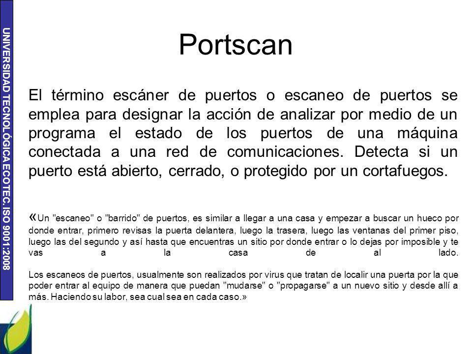Portscan