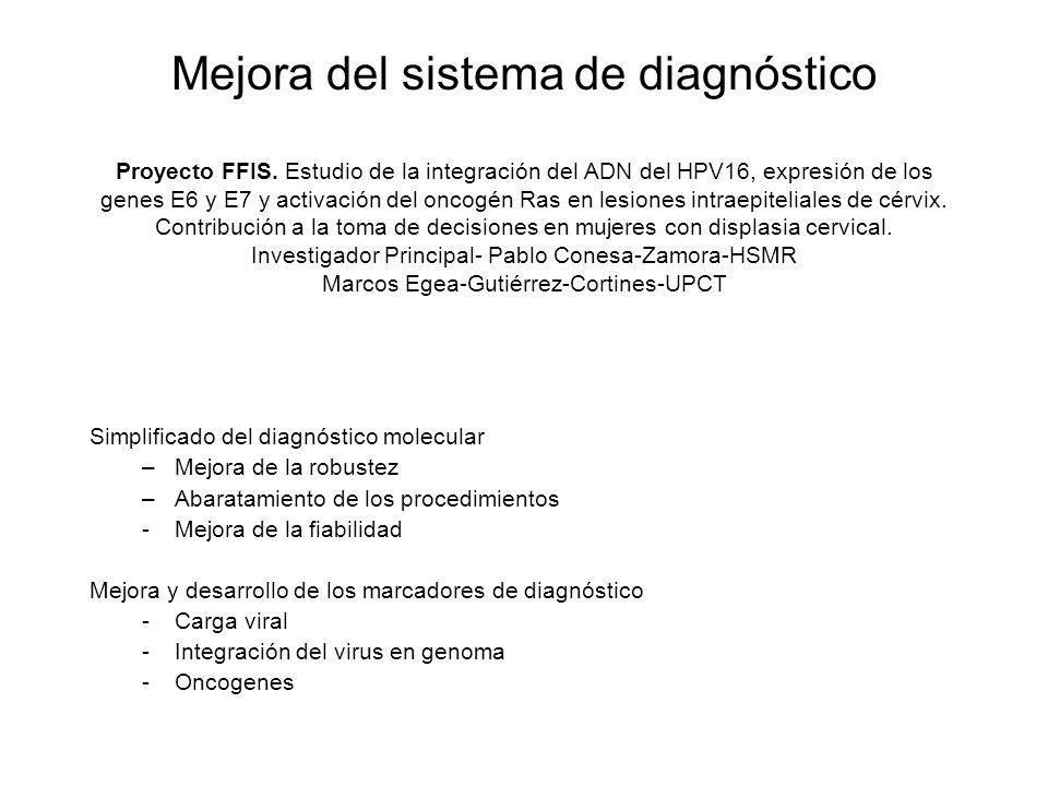 Mejora del sistema de diagnóstico Proyecto FFIS