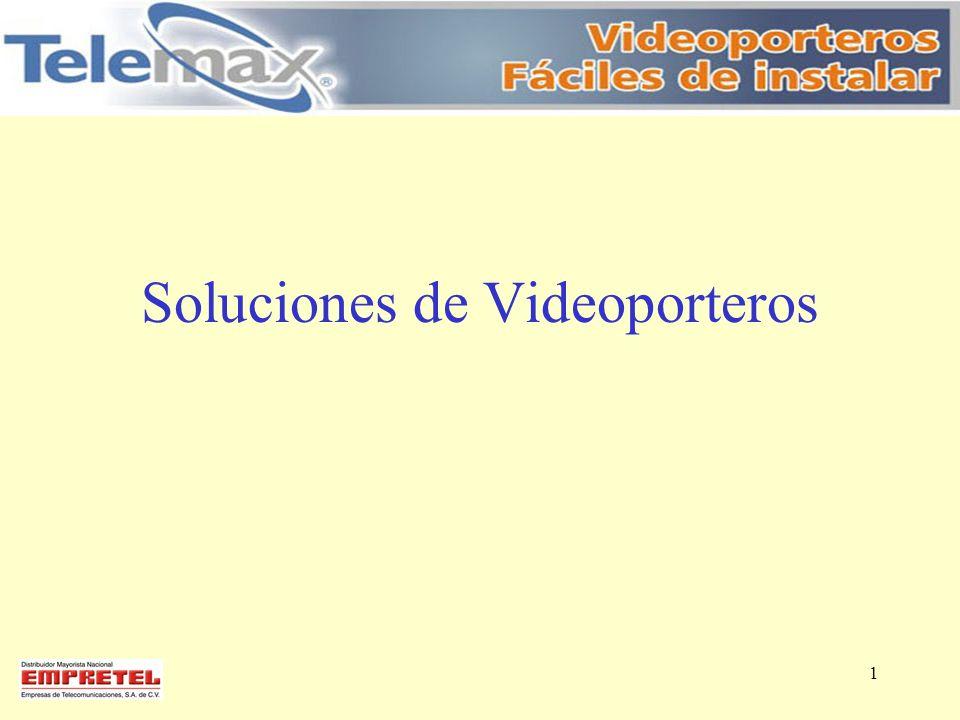 Soluciones de Videoporteros