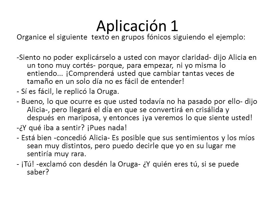 Aplicación 1