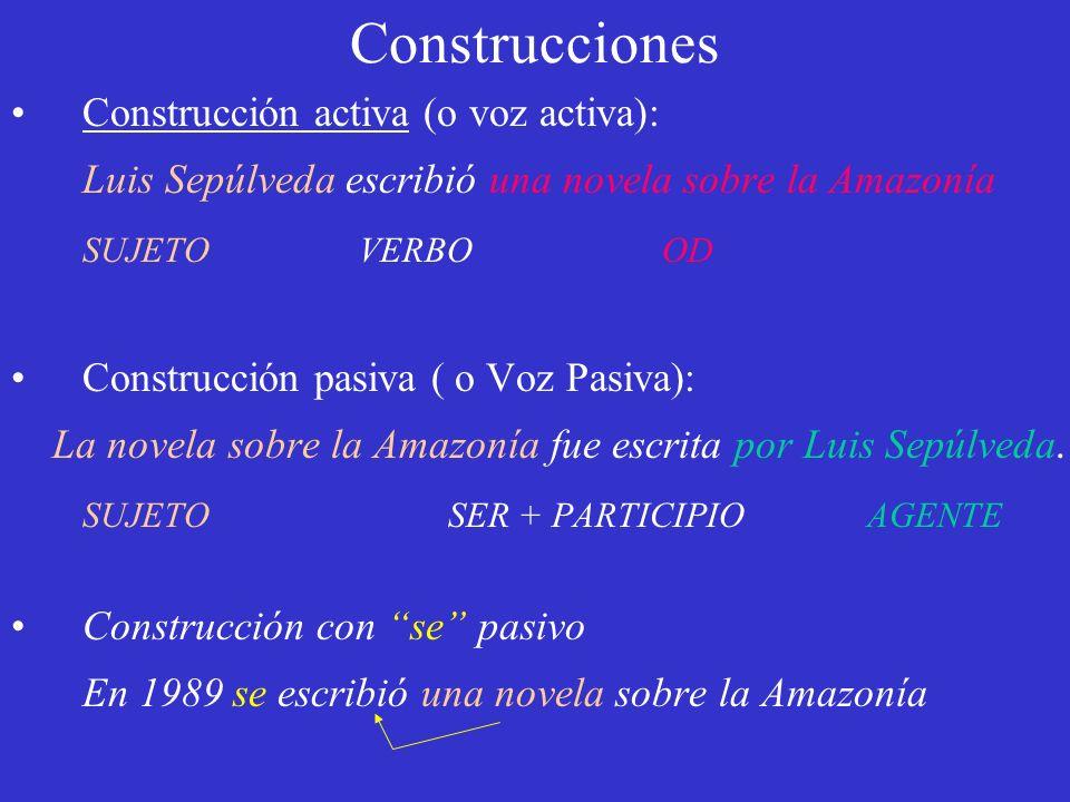Construcciones Luis Sepúlveda escribió una novela sobre la Amazonía