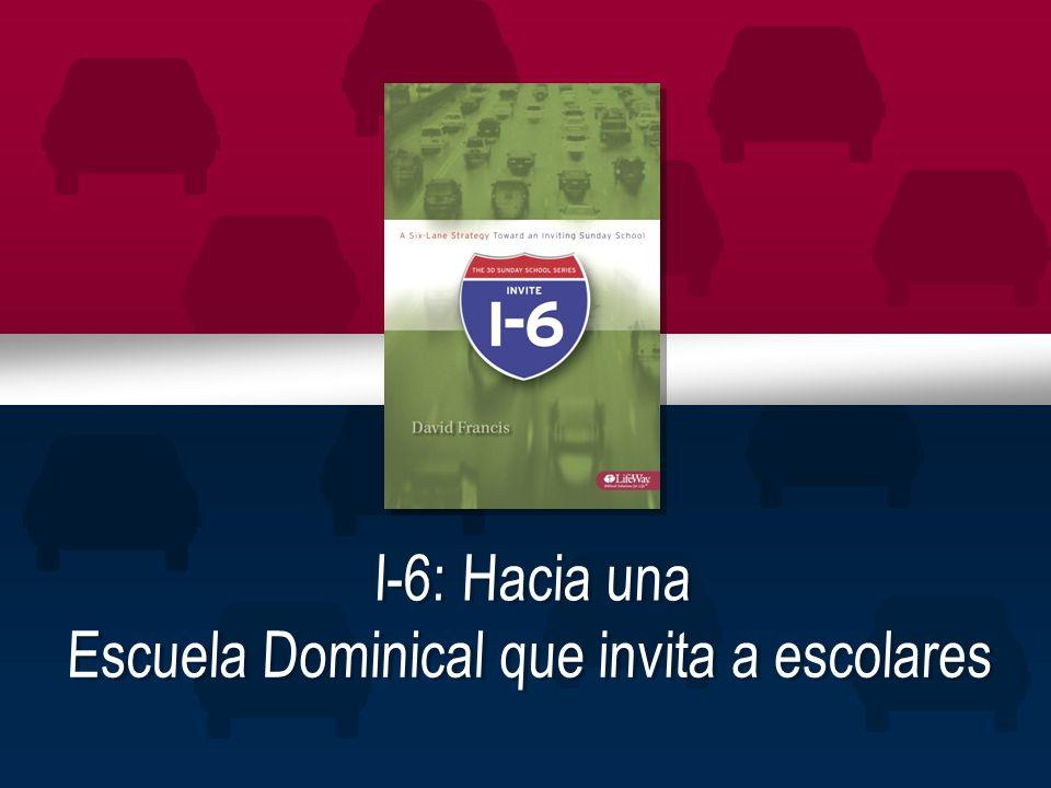 Escuela Dominical que invita a escolares