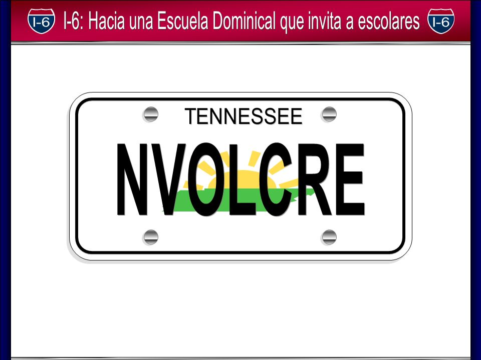 TENNESSEE NVOLCRE