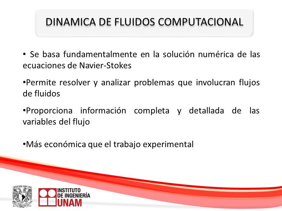DINAMICA DE FLUIDOS COMPUTACIONAL