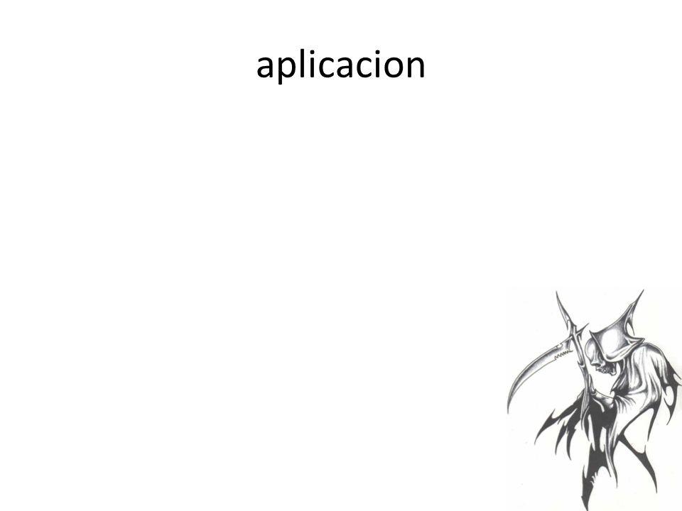 aplicacion