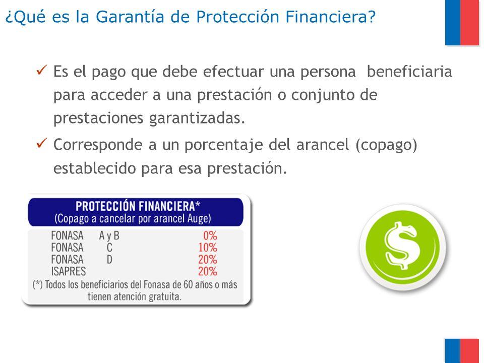 ¿Qué es la Garantía de Protección Financiera