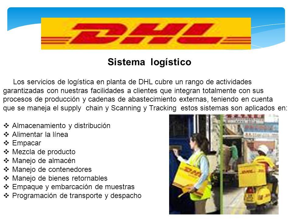 Sistema logístico