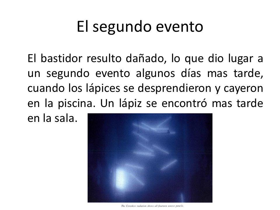 El segundo evento