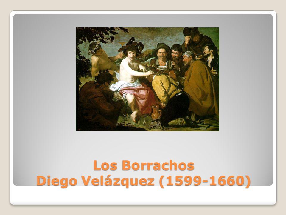 Los Borrachos Diego Velázquez (1599-1660)