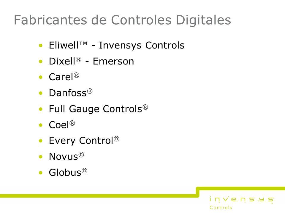 Fabricantes de Controles Digitales