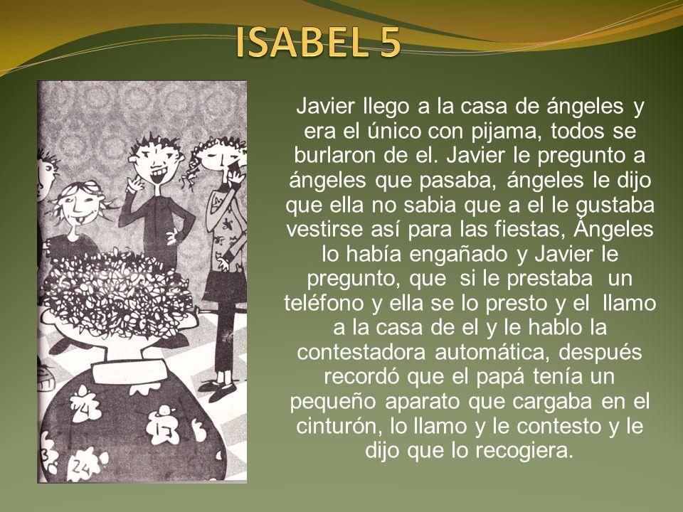 ISABEL 5